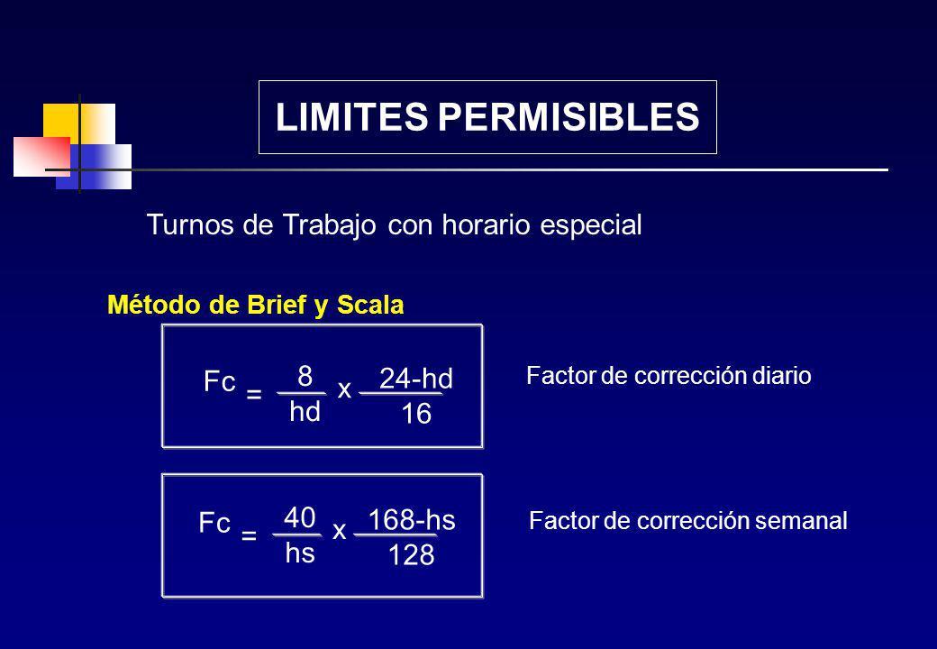 Es la concentración que no se debe sobrepasar en ningún momento durante la exposición en el trabajo VALOR LÍMITE UMBRAL – TECHO TLV-C