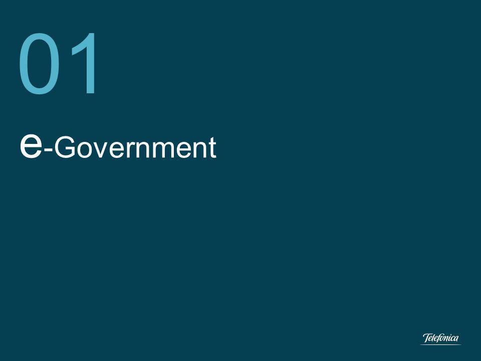 Telefónica del Peru 2 e -Government 01