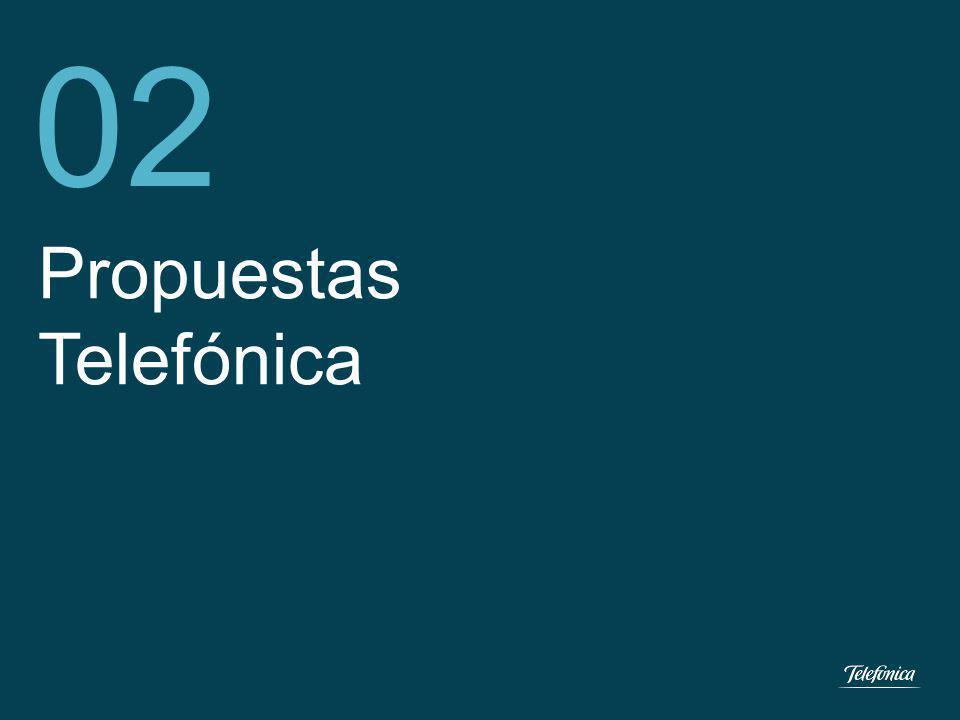 Telefónica del Peru 29 Algunas Referencias de Ciudades Digitales – Locales Ranking Motorola de Ciudades Digitales 2008-2009 Municipalidad de Los Olivos: Puesto 11 E-gobierno:Avances en Administración Pública Movilidad:Utilización de PDAs para fiscalización y catastro Tele-trabajo:Empleados con acceso a aplicativos Gobierno Regional del Callao: Puesto 20 Infraestructura:Acceso Inalámbrico Público y Gratuito Tele-educación:Portal Educativo para docentes y alumnos, Biblioteca Virtual y Plataformas e-learning.