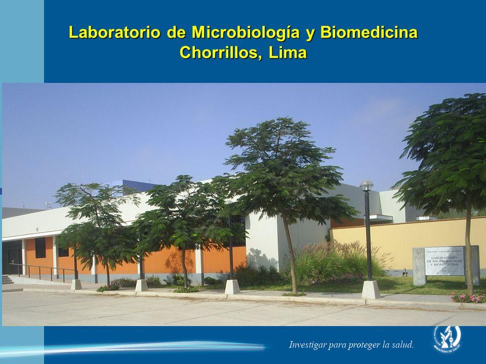 Laboratorio de Microbiología y Biomedicina Chorrillos, Lima