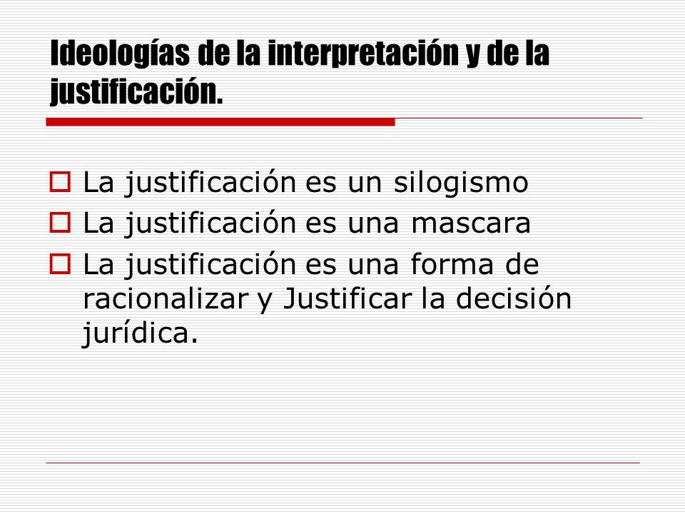 Interpretación y concepciones del Derecho.El reencuentro con la razón.