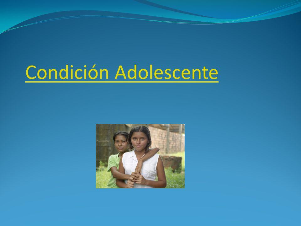 Condición Adolescente