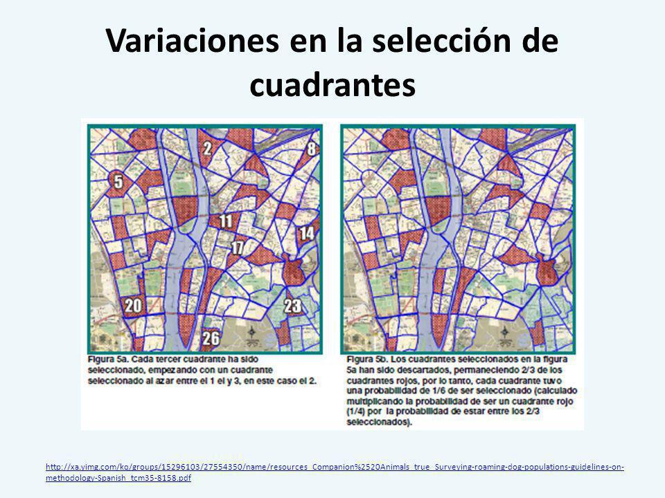 Variaciones en la selección de cuadrantes http://xa.yimg.com/kq/groups/15296103/27554350/name/resources_Companion%2520Animals_true_Surveying-roaming-d