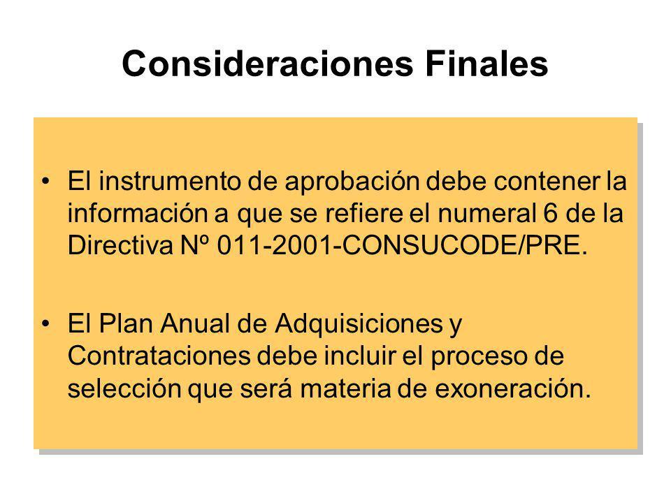 RESOLUCIÓN TITULAR PLIEGO ACUERDO DIRECTORIO (Empresas) ACUERDO DE CONCEJO (Gobiernos.