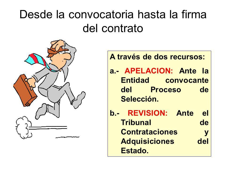 Solución de controversias En el Proceso de Selección APELACION REVISION En la Ejecución Contractual CONCILIACION (opcional) ARBITRAJE