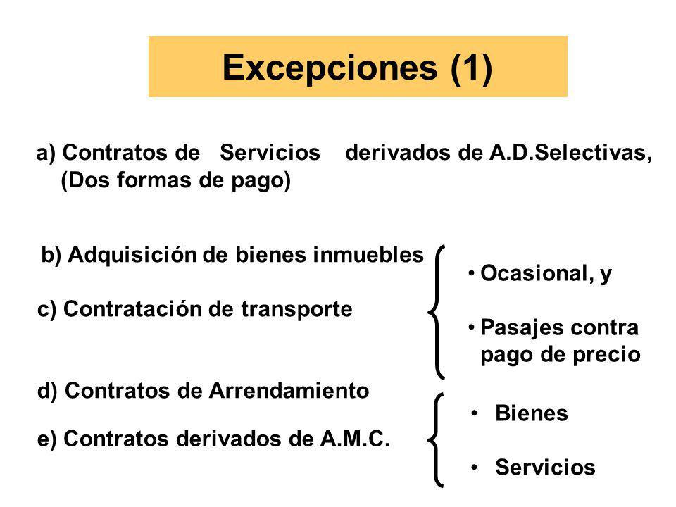 Garantía adicional por prestaciones accesorias En adquisición de bienes que requieran mantenimiento o reparación.