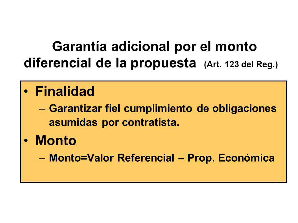 Excepciones (2) f)Cuando ítem o suma de ítems otorgados a un postor sea: En Bienes < 35,000 En Servicios < 15,000 g)Los insumos utilizados en la activ