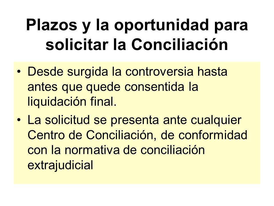 La Conciliación Medio autocompositivo o no adjudicativo.