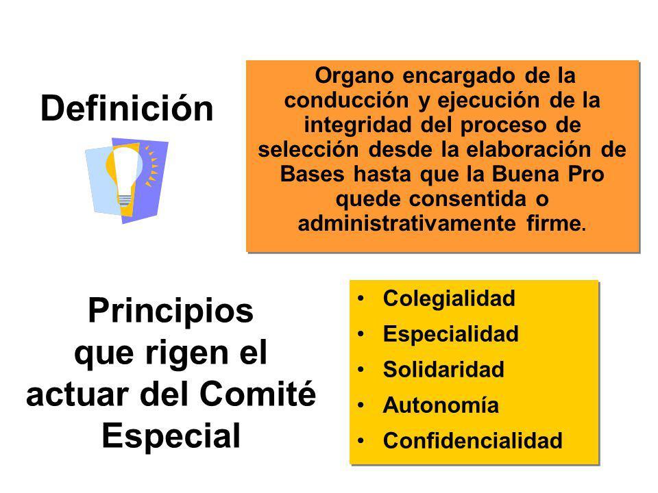 Comité Especial