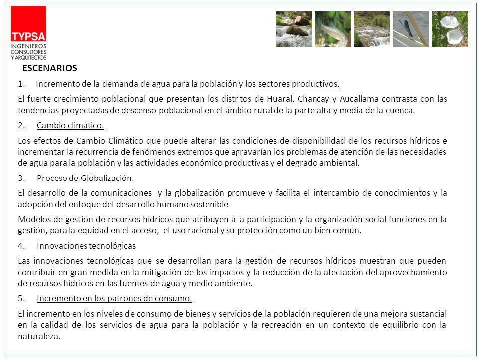 20132013-20182023-2028 Cumple 20132013-20182018-2028 límite AltaMediaBajaAltaMediaBajaAltaMediaBaja No cumple SecaHúmSecaHúmSecaHúmSecaHúmSecaHúmSecaHúmSecaHúmSecaHúmSecaHúm Riego ECA 3 (15 mg/l) Rio ECA 1 A2 (5mg/l) Mar ECA 2 (10mg/l)