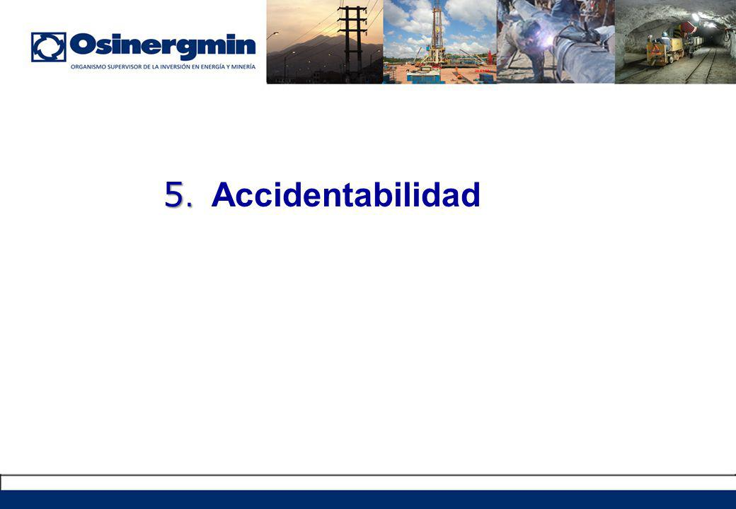 5. 5. Accidentabilidad