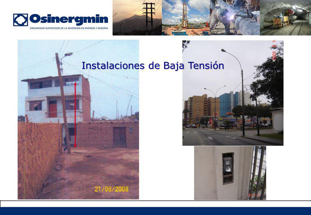 2. 2. Problemática de las instalaciones en vías públicas