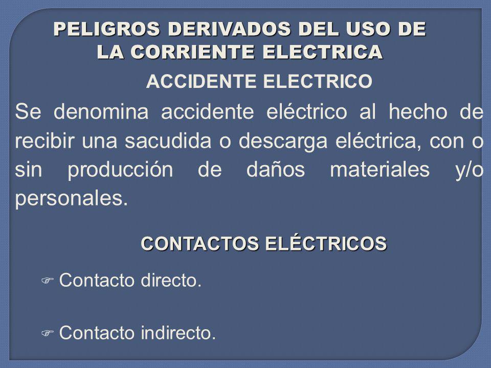 DEFINICIONES GENERALES INSTALACIONES ELÉCTRICAS DEFINICIONES BÁSICAS KW -H TABLERO GENERAL MEDIDOR DE ENERGÍA POZO DE TIERRA CONDUCTOR DE PUESTA A TIE