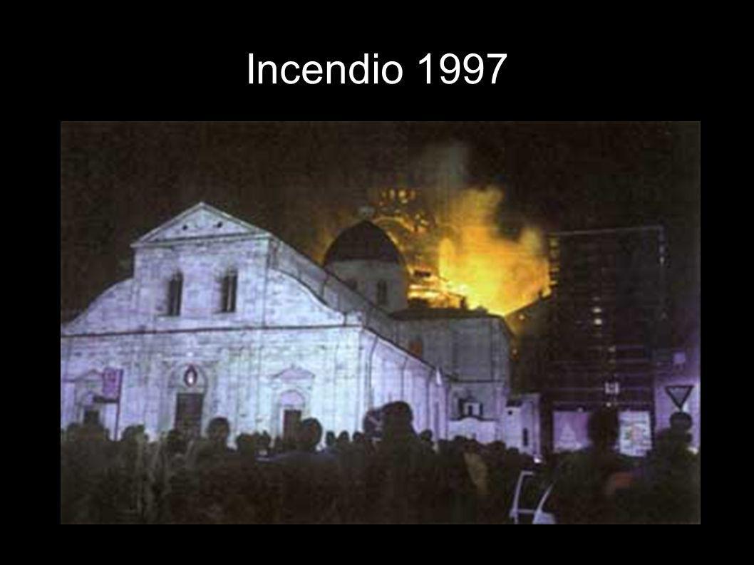 Incendio 1997