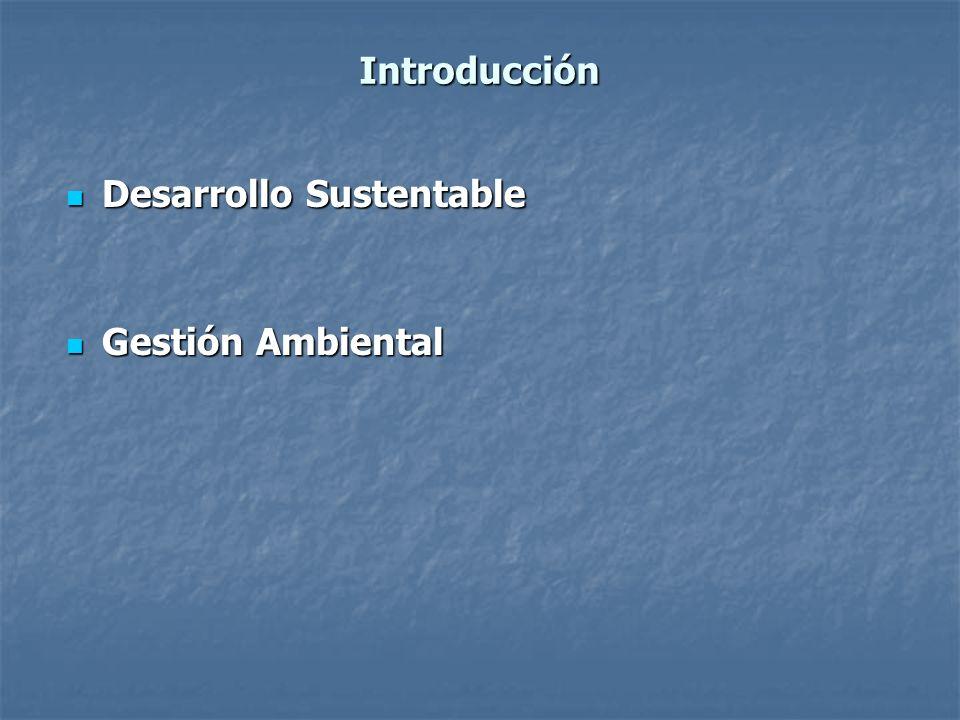Principales instrumentos de la Gestión Ambiental Zonificación y Ordenamiento Territorial Zonificación y Ordenamiento Territorial Planificación Ambiental Planificación Ambiental Evaluación de Impactos Ambientales Evaluación de Impactos Ambientales Auditorias Ambientales Auditorias Ambientales