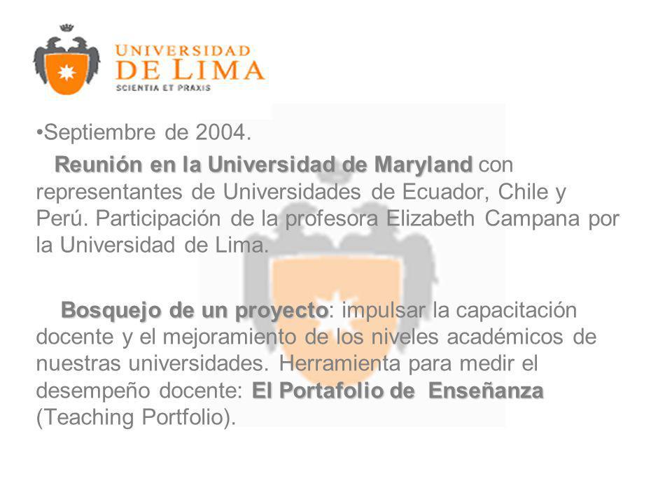 Septiembre de 2004.