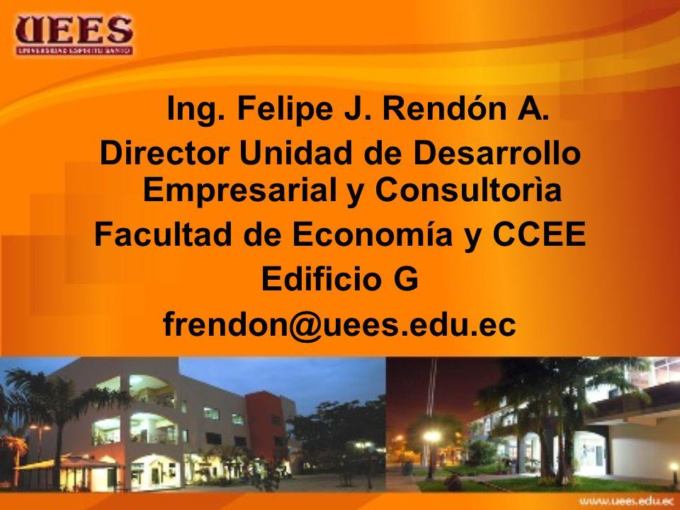 Ing.Felipe J. Rendón A.
