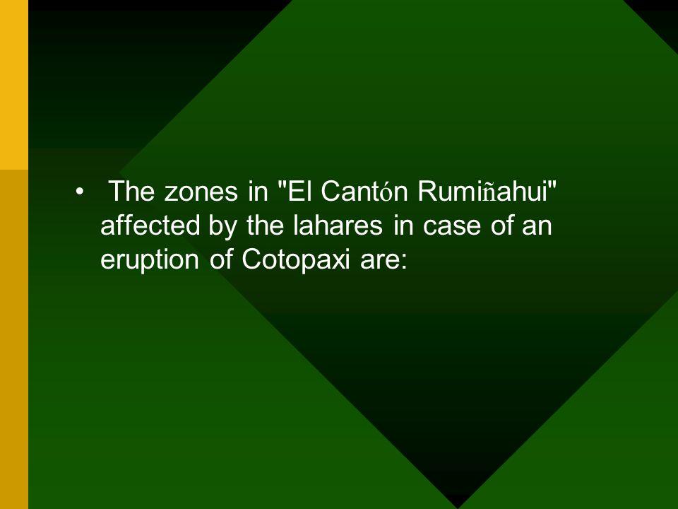 RISK ZONE 1 COLEGIO FARINA EL TRIANGULO URB.ROBLE ANTIGUO URB.