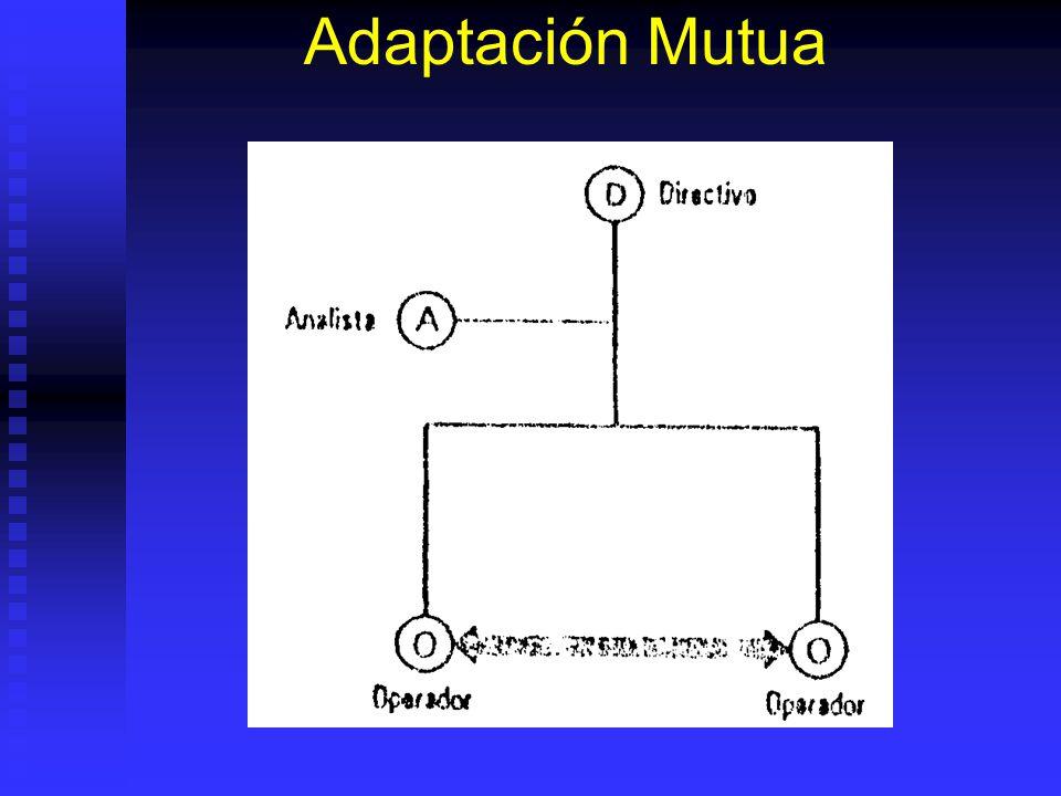 Adaptación Mutua