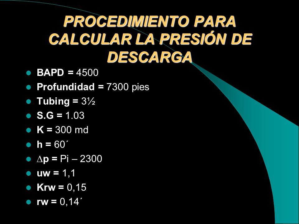 SELECCIÓN DE BOMBA BOOSTER Antes de la bomba de alta presión hay que colocar una bomba booster de las siguientes carácterísticas. Modelo: 3136 Tamaño: