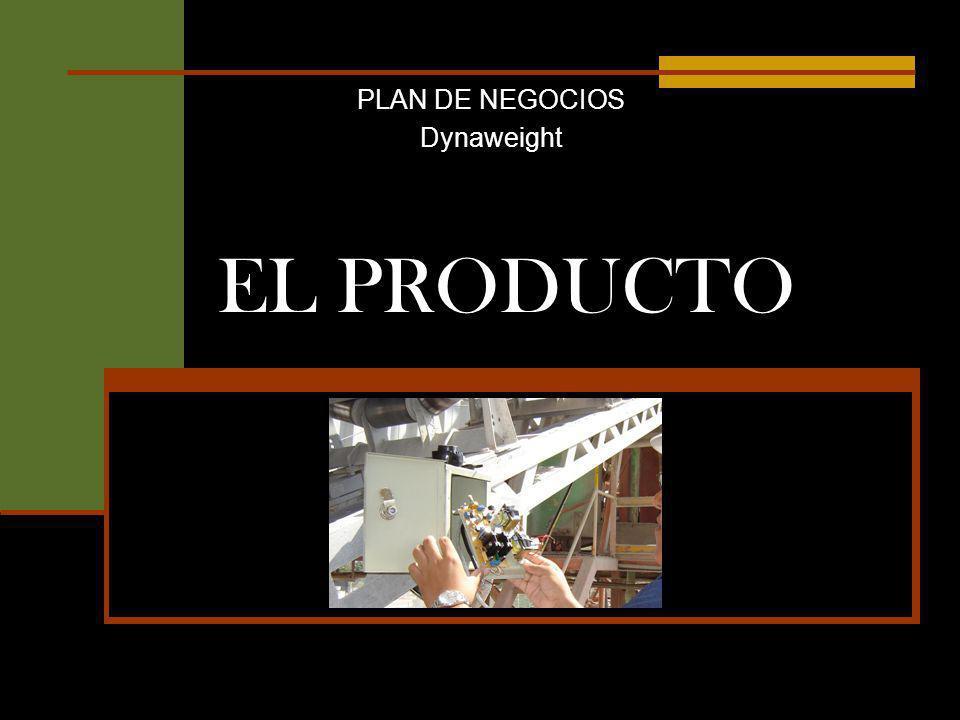 EL PRODUCTO PLAN DE NEGOCIOS Dynaweight