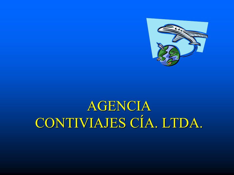 AGENCIA Contiviajes Cía.Ltda.