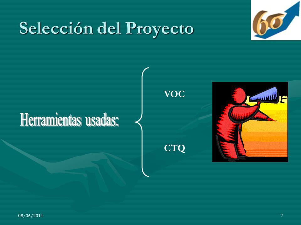 08/06/201418 Descripción de los procesos 08/06/201418ETAPA DE MEDICIÓN