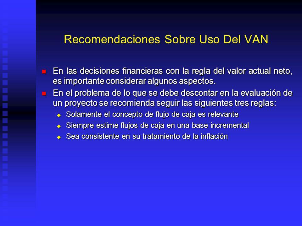 Relación Beneficio / Costo Otro criterio de selección es la llamada relación beneficio/costo. Que más que un nuevo método de evaluación es un compleme
