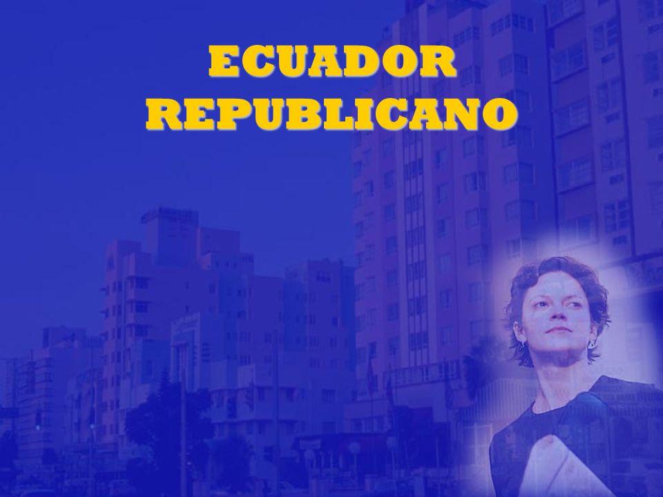 ECUADOR REPUBLICANO