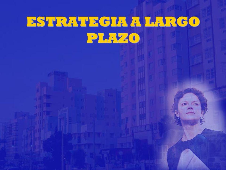 ESTRATEGIA A LARGO PLAZO