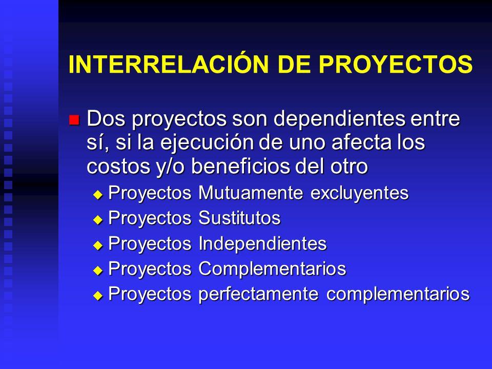 Otros Conceptos Clave Identificar todos efectos, aún no incluidos en flujo: Identificar todos efectos, aún no incluidos en flujo: Beneficios y costos
