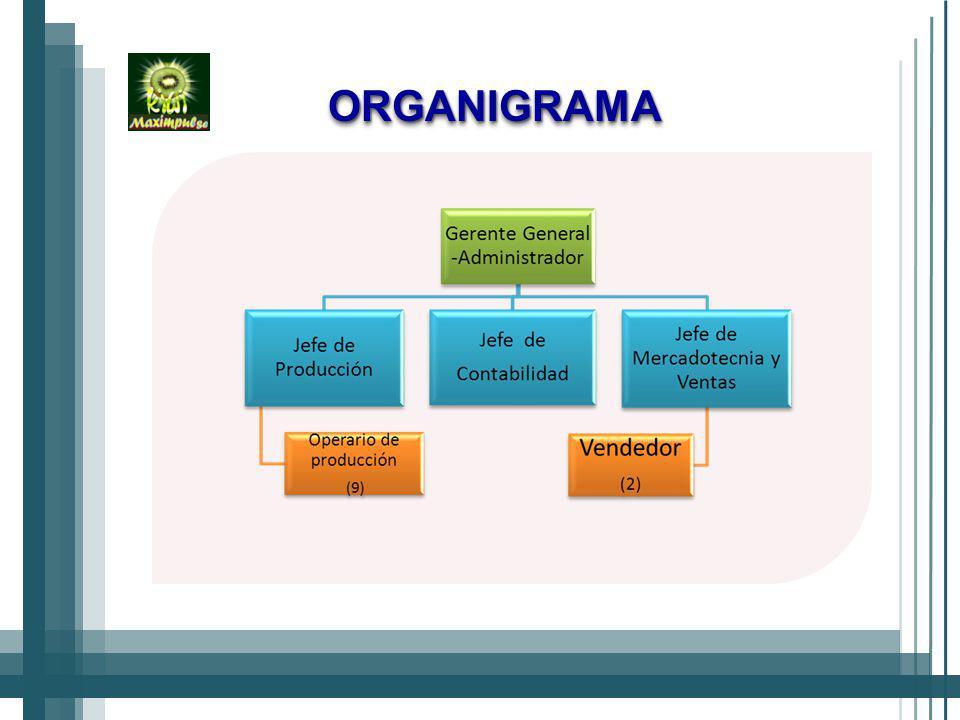 ORGANIGRAMAORGANIGRAMA
