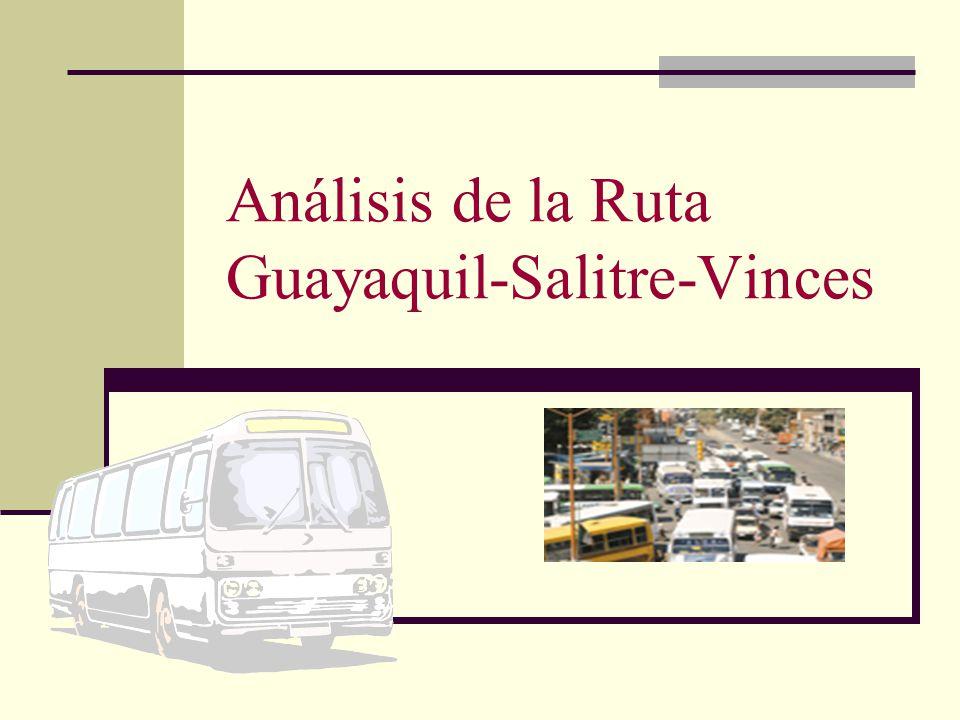 PROYECTO DE MEJORA EN EL TRANSPORTE INTERPROVINCIAL