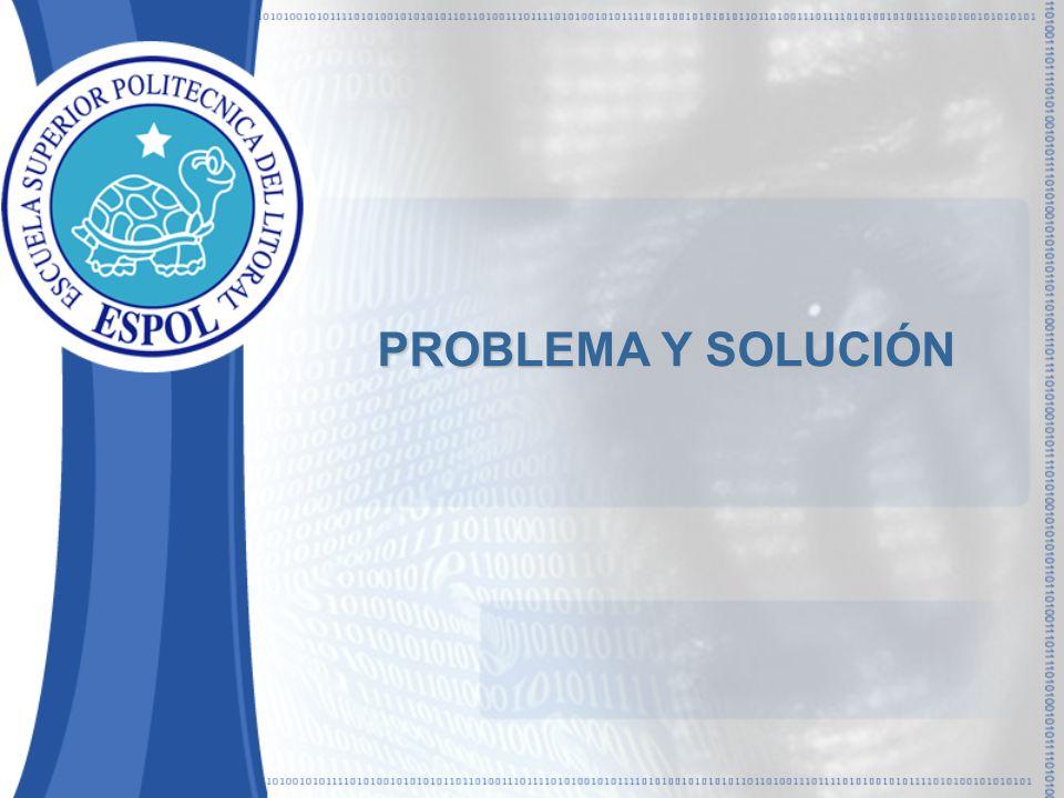 Problema actual en la ESPOL Las unidades no disponen de una plataforma que permita el análisis extensivo de datos.