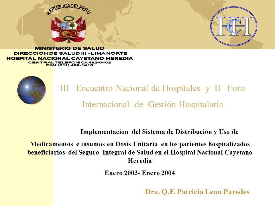 Dra. Q.F.