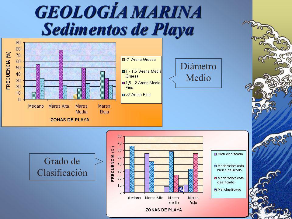 GEOLOGIA Sedimentología MARINA