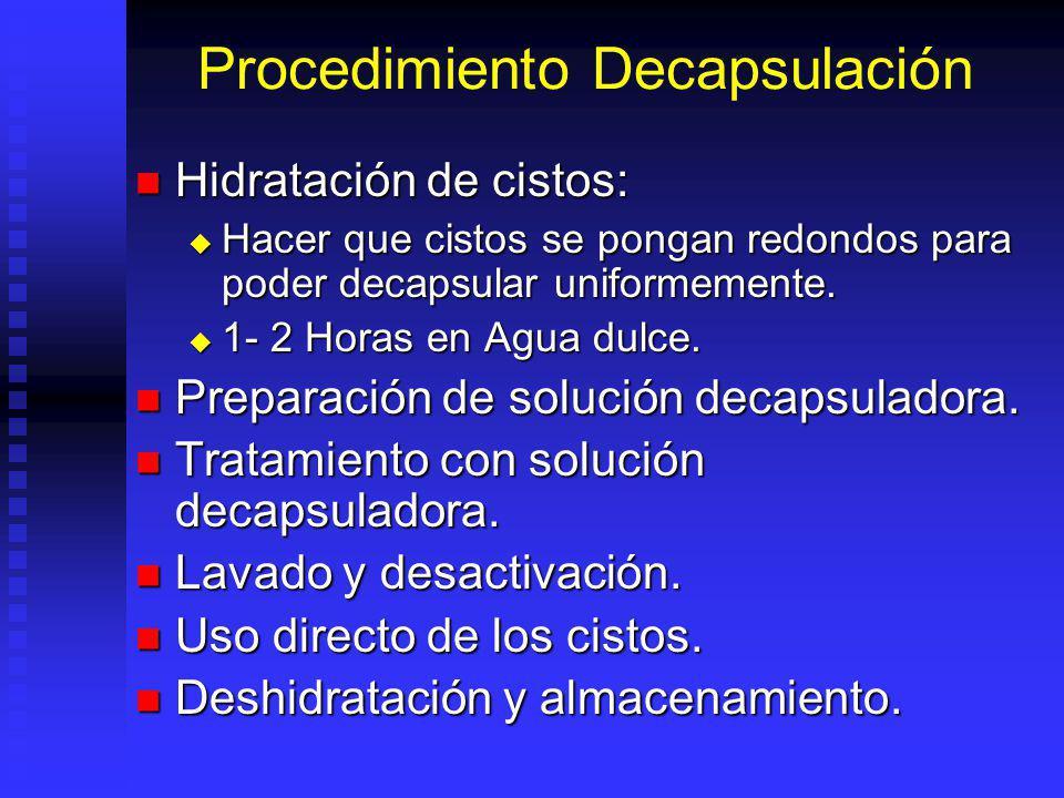 Decapsulación