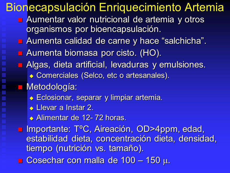 Bioencapsulación