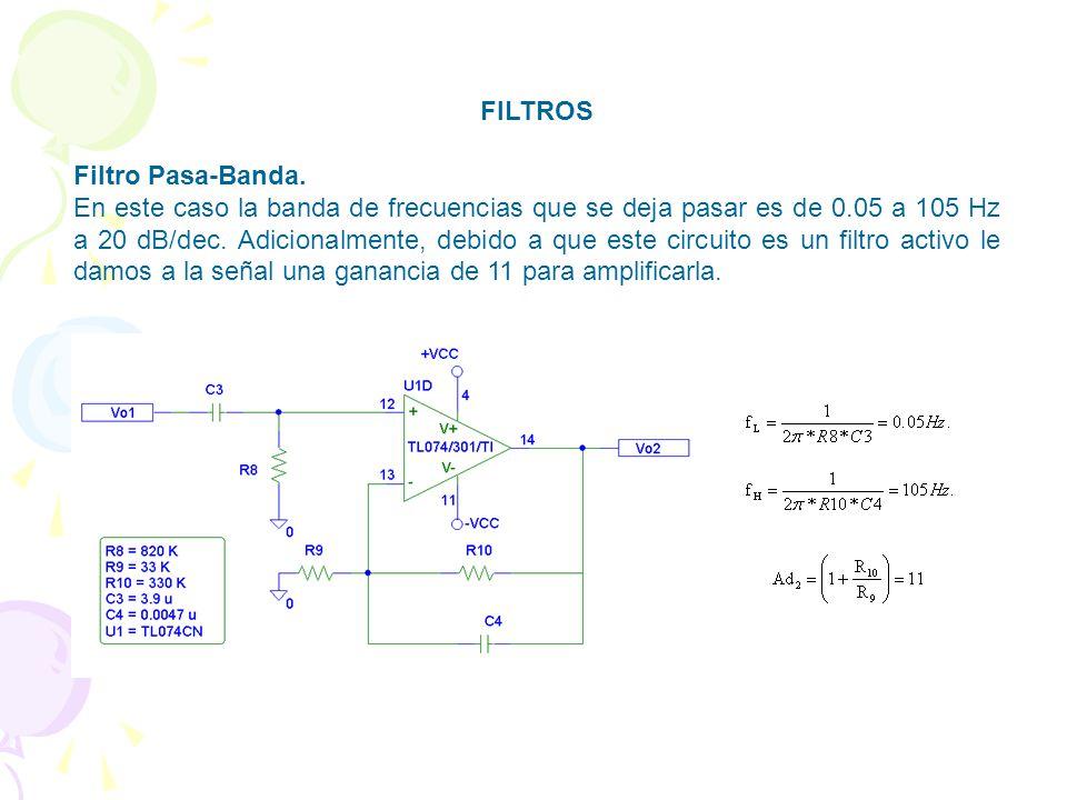 AMPLIFICADOR DE INSTRUMENTACIÓN (INA 114BP). Impedancia de entrada muy alta. Ganancia de voltaje se establece con una resistencia externa. Voltaje de