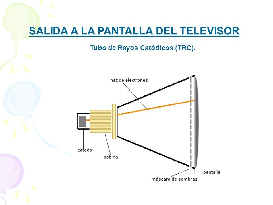 Módulo de conversión digital a analógico. Es necesario realizar la conversión digital a analógico de dos señales debido a que el TRC necesita señales