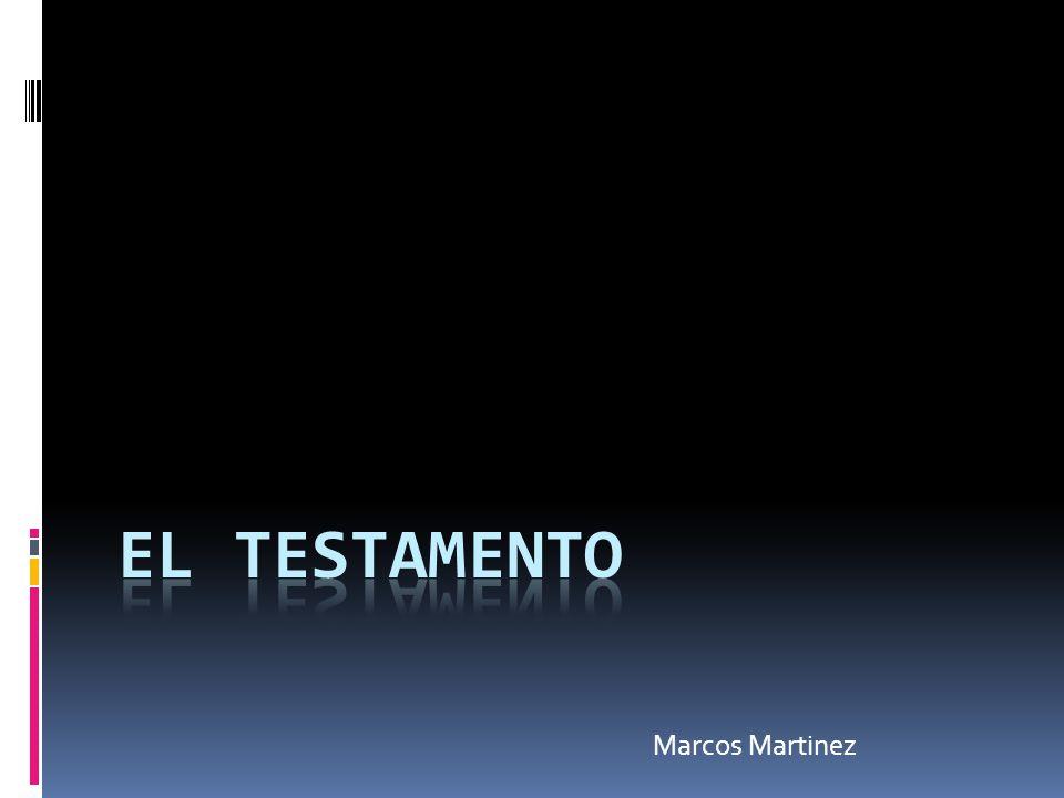 Marcos Martinez