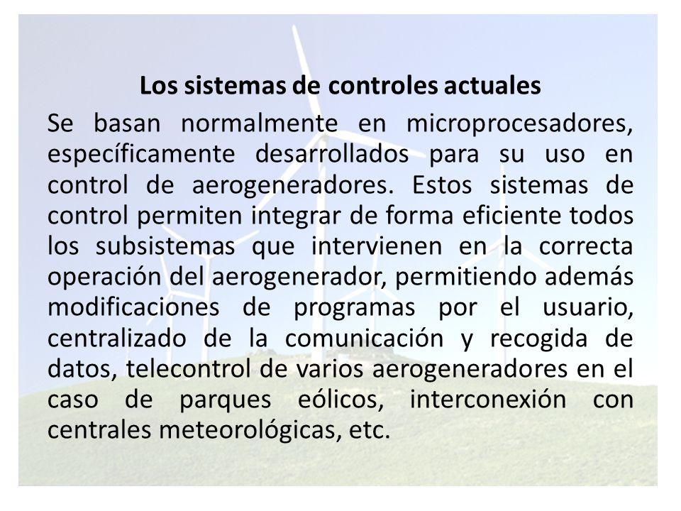 Los parámetros límite que el sistema supervisa de modo continuo son: Errores internos en el sistema de control.