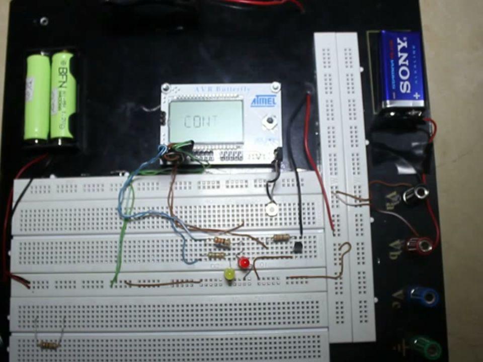 REFERENCIAS BIBLIOGRAFICAS [1] PARDUE, Joe, C Programming for Microcontrollers, tomo 1, 1 ra Edición, Editorial Smiley Micros, Knoxville-Tennessee Octubre del 2005.