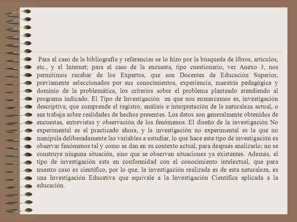 La Metodología o Diseño Metodológico, empleado, contiene: Enfoque o Tipo de Investigación, que puede ser cualitativo y/o cuantitativo; la metodología Interpretativo-Humanista o Cualitativa (Marzas y Rossman, 1989), conjuntamente con técnicas cuantitativas se considera, para nuestro caso, adecuada para lograr el objetivo planteado.