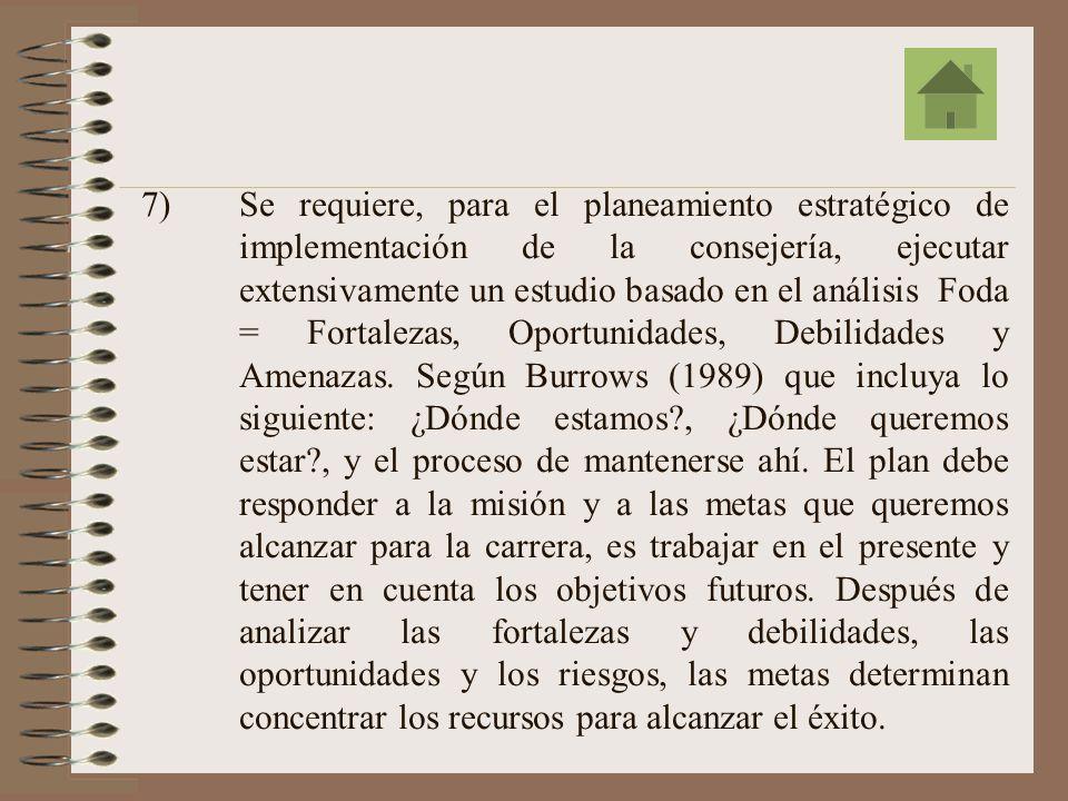 5) Para el logro del objetivo capacitación del p.c.a-p., es importante contar con los recursos tanto humanos como económicos, así como también de la d