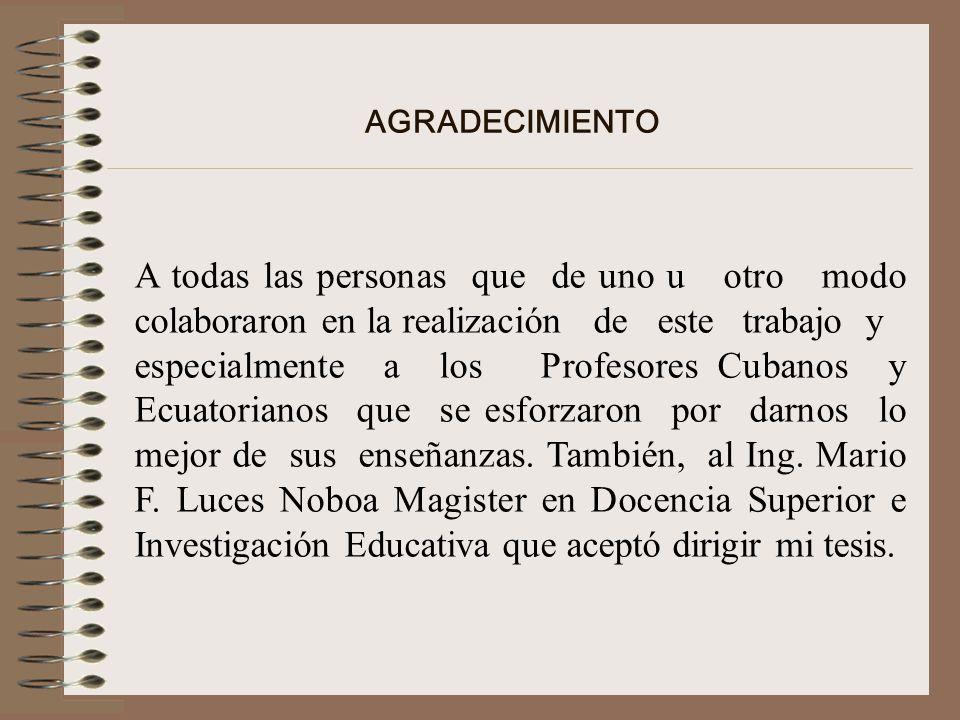 ESCUELA SUPERIOR POLITÉCNICA DEL LITORAL INSTITUTO DE CIENCIAS HUMANISTICAS Y ECONÓMICAS MAESTRÍA EN DOCENCIA E INVESTIGACIÓN EDUCATIVA LABORES DEL PR