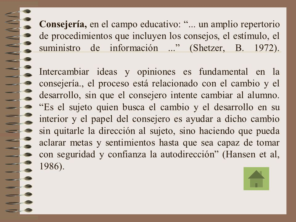 Tutoreo, en el campo educativo:..., se trata de orientar y ayudar a un alumno o pequeño grupos de alumnos principalmente en sus actividades relacionad