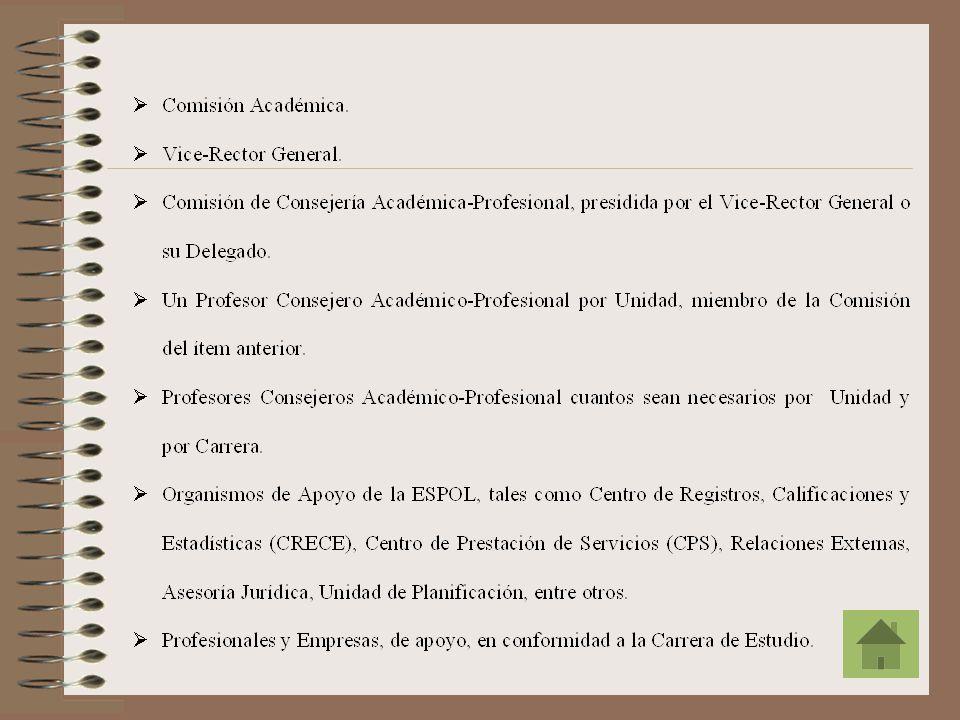 Es nuestra propuesta que este organigrama deberá ser reformulado al considerar que la labor del p.c.a-p.