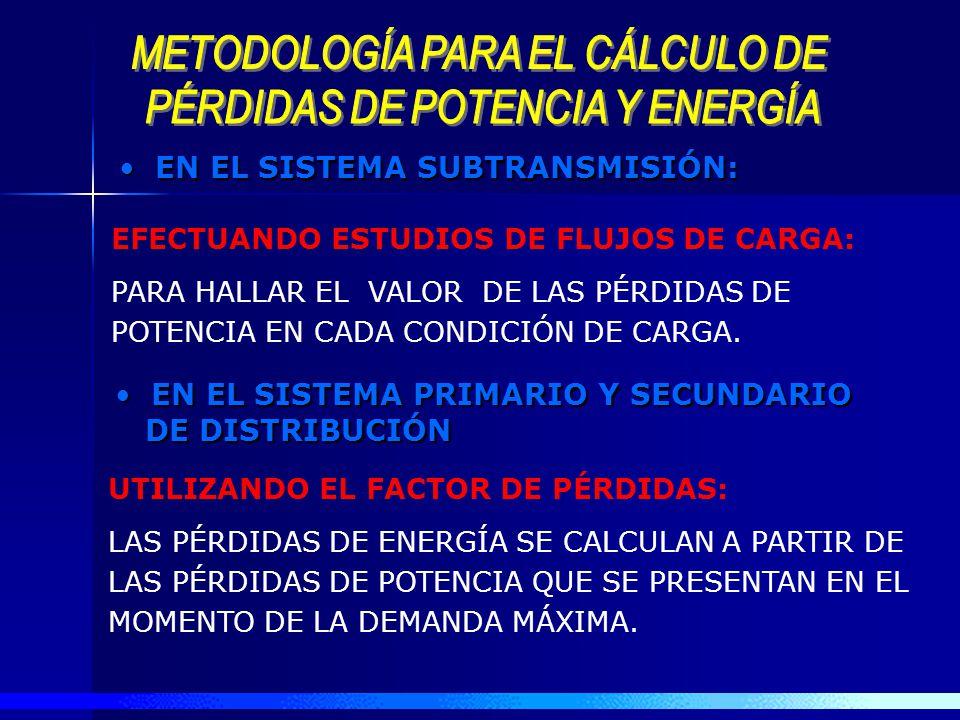 SISTEMA SECUNDARIO DE DISTRIBUCIÓN ESTE SISTEMA CONSTA DE LOS SIGUIENTES ELEMENTOS: ALIMENTADORES SECUNDARIOS MEDIDORES ELÉCTRICOS LUMINARIAS