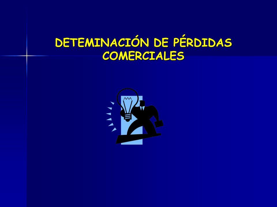 PÉRDIDAS POR CAUSAS ADMINISTRATIVAS Corresponde a la energía no registrada por problemas de gestión administrativo de la empresa distribuidora del ser